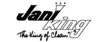 jani king the king of clean logo
