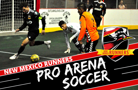 new mexico runners pro arena soccer