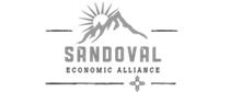sandoval economic alliance logo