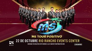 Banda MS @ Rio Rancho Events Center