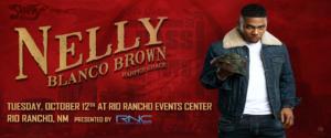 Nelly feat. Blanco Brown & Harper Grace @ Rio Rancho Events Center