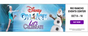 "Disney On Ice ""Let's Celebrate"""