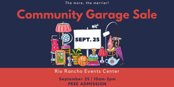Rio Rancho Community Garage Sale